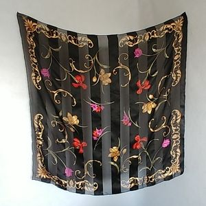 Beautiful Women's Floral Scarf